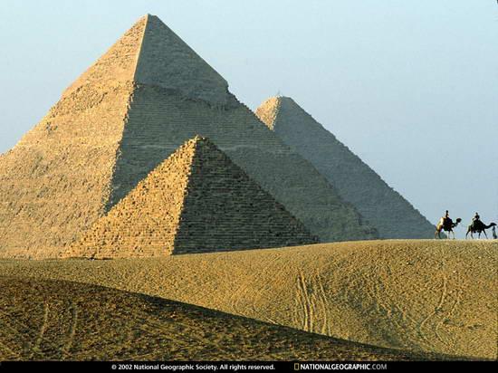 مطالب داغ: عجایب هفتگانه جهان